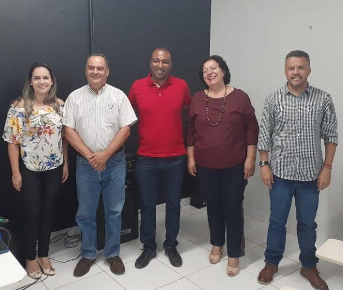 Diretoria Colegiada do CBH Verde Grande (Gestão 2018-2020)